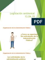 Ppt Legislación Ambiental
