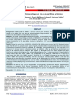 Biolife-Study of Electrocardiogram in Competitive Athletes