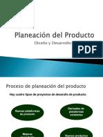 Planeaciòn Del Producto