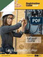 LCC Fall Guide 2018