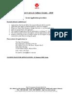 Application Form HAIO