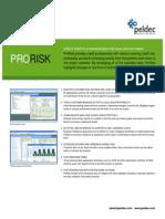 ProRisk Datasheet