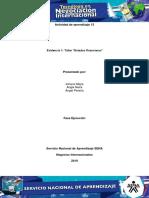 Evidencia 1_ Taller Estados Financieros