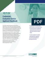 CES Handbook