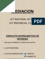 Powerpoint Mediación 2 de 2