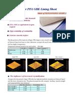 Super Pfa Gbk Sheet