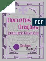 eBook Decretos e Oracoes Para Uma Nova Era IscaDigital