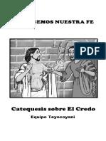 Equipo Teyocoyani (-) Profesemos Nuestra Fe - Catequesis Sobre El Credo