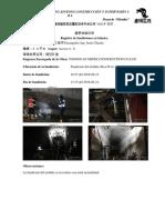 Informe Semanal 27-09-2018 Avance de Obra Civil