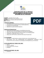 Informe Educacion Leandro