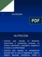 1° Nutrición  clase  Alimento   Teo (1)