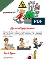 Riesgos Mecánicos (Salud Ocupacional)