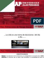 Sesion 1 Riesgo Social