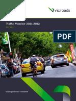 Traffic Monitor Report 20112012