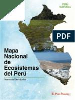 Memoria Ecosistemas 2019