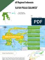 Geografi Regional Sulawesi