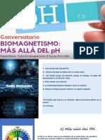 MÁS ALLÁ Del PH - Conversatorio(1)