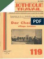 Dar Chabane, village tunisien