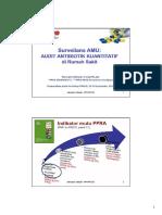 Audit Antibiotik Kuantitatif (Qibti)