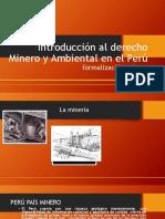 Derecho Minero en El Peru