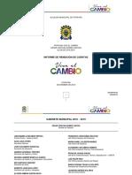 Informe Final de Rendicion de Cuentas 2016