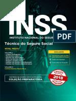 Apostila INSS - Tecnico Do Seguro Social - Volume I