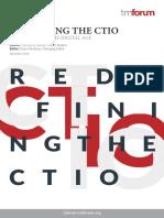 Redefining the c Tio