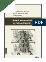 Prácticas Metodológicas en La Investigación Urbana