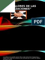 LOS Valores en la organización.odp