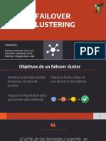 Failover Clustering