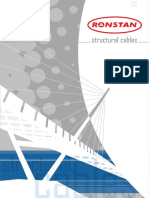 Ronstan Structural Cable Catalogue