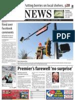 Maple Ridge Pitt Meadows News - November 5, 2010 Online Edition