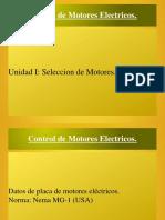 Placa de Motores Electricos