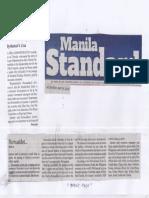 Manila Standard, May 29, 2019, Romualdez can boost Duterte's economic plans.pdf