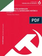 Marxismo 18 La Conceptión Materialista de La Historia Pce 2013
