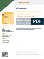 Formulas Compilation for Solid Mensurati