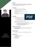 Harsh Gupta CV