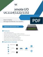 LoRa Remote I_O Datasheet