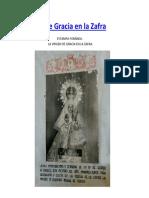 La Virgen de Gracia en La Zafra