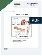 6638-FC  N°2 E Introducción  a la Física (Guía Ejercitación)  SA-7_