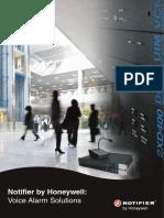 Notifier VA Brochure NFR0095