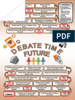Debate Time Future
