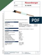 Datasheet - SL 012R PE