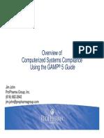gamp5 for basic training.pdf