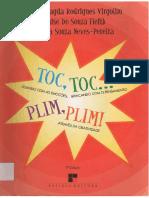 Toc Toc Plim Plim - Atividades Com CRIATIVIDADE - Materiais Pedagógicos