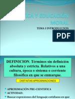 ÉTICA Y EDUCACIÓN MORAL. introduccion.ppt