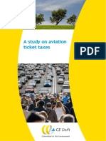 2018 12 CE Delft 7L14 a Study on Aviation Ticket Taxes DEF