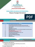 Eksposure Keuangan Internasional-