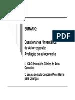 ICAC, Piers H_Prática