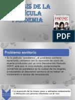 Analisis de La Película Pandemia